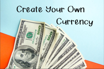 how to design your own currency