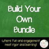 Create Your Own Custom Bundle Invitation
