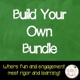 Create Your Own Customized Bundle