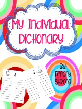 Create Your Own Dictionary