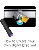 Create Your Own Digital Breakout/Escape Room