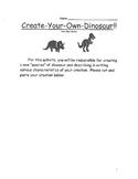 Create-Your-Own-Dinosaur