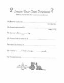 Create Your Own Dinosaur
