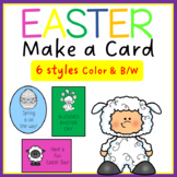 Create Your Own Easter Card