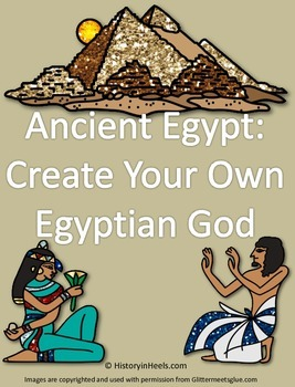 Create Your Own Egyptian God