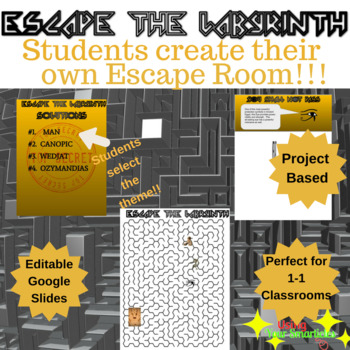 Create Your Own Escape - Labyrinth