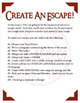 Escape Room - Students Create Their Own