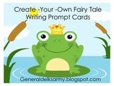 Create Your Own Fairy Tale Cards