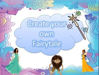 Create Your Own Fairytale Digital Writing Storyboard Literacy Writing Center