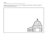 Create Your Own Farm Worksheet