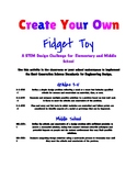 Create Your Own Fidget Toy