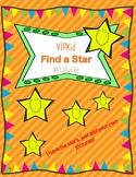 Create Your Own Find a Star - ESL online reward! (Blank - Stars only)