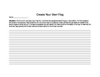 Create Your Own Flag