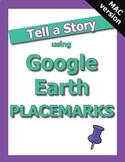 Story Telling with Google Earth Placemarks