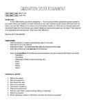 Create Your Own Graduation Speech Assignment