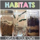 Create Your Own Habitat Activity