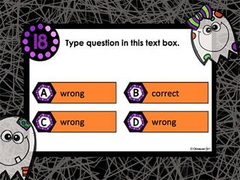 Create Your Own Interactive Halloween Quiz in Powerpoint