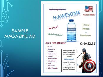 Create Your Own Invention - Persuasive/Propaganda Project
