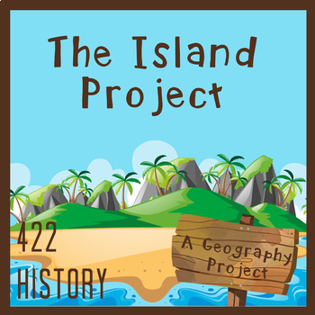 Create Your Own Island Geography Project