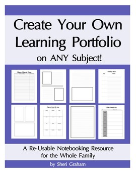 Create Your Own Learning Portfolio on Any Subject