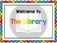 Create Your Own Library!