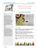 Create Your Own Linear Pattern