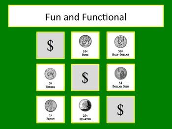 Money Bingo - Create Your Own Luck!