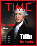Create Your Own Magazines. Nat Geo, Time & Rolling Stone T