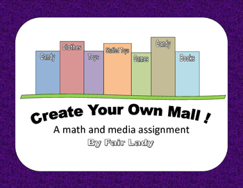 Create Your Own Mall - A Math and Media Assignment