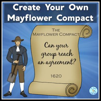 Create Your Own Mayflower Compact By A Nest In The Rocks Tpt