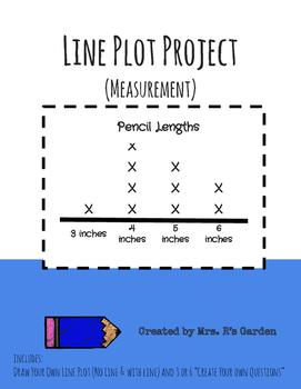 Create Your Own Measurement Line Plot Project