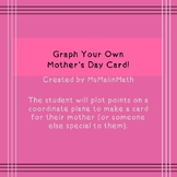 Mother's Day Coordinate Grid
