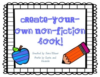 {(Create-Your-Own Non-fiction Book)}