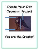 Create Your Own Organism Project