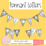 Create Your Own Pennant Banner