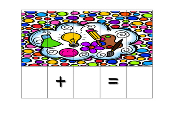 Create Your Own Picture Math Puzzles