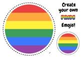 Create Your Own Pride Emoji - Pride Month LGBTQ+