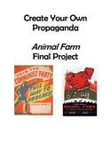 Create Your Own Propaganda Animal Farm Final Project