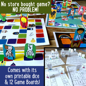 MAKE YOUR OWN COUNSELING GAME Turn Store Bought Games into 32 Therapeutic Tools