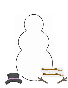Create Your Own Snowman Challenge: Money Matters