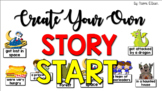 Create Your Own Story: Interactive Writing Activity