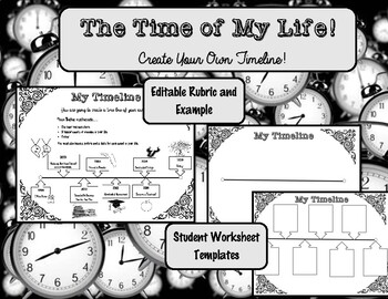 Create Your Own Timeline!