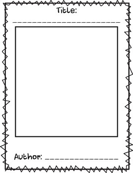 Create Your Own Title Page
