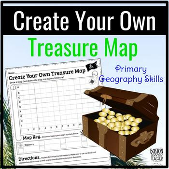 Create Your Own Treasure Map