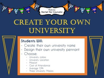 Create Your Own University