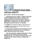 Create Your Own Virtual Reality (The Veldt)