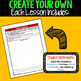 Create Your Own Writing Prompts BUNDLE!!!  15 Prompts!! Al