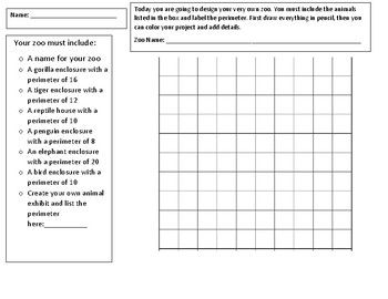 Create Your Own Zoo with Perimeter