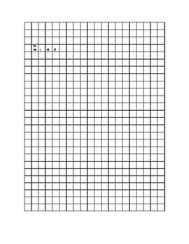 Create Your Own (preterito) Crossword