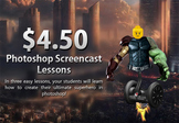 Create Your Ultimate Superhero In Photoshop - Screencasts